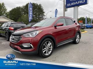 Used 2017 Hyundai Santa Fe Sport 2.0T AWD ** ULTIMATE ** for sale in Victoriaville, QC