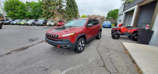 Used 2015 Jeep Cherokee Trailhawk for sale in Cornwall, ON