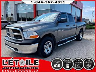Used 2012 RAM 1500 Cabine quad 4x4 SXT V8 for sale in Jonquière, QC