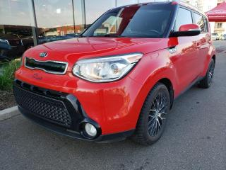 Used 2015 Kia Soul *SX*GPS*CAMÉRA*AIR*CUIR* for sale in Québec, QC