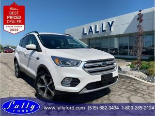 Used 2018 Ford Escape SEL, Leather, 2.0l, Adaptive Cruise!! for sale in Tilbury, ON