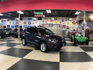 Used 2016 Volkswagen Tiguan 2.0 TSI SPECIAL EDITION AUT0 AWD PUSH START CAMERA 59K for sale in North York, ON