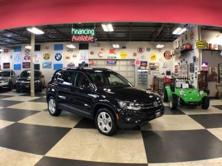 Used 2016 Volkswagen Tiguan 2.0TSI COMFORTLINE SPORT NAVI AWD LEATHER PANO/ROOF CAMERA for sale in North York, ON