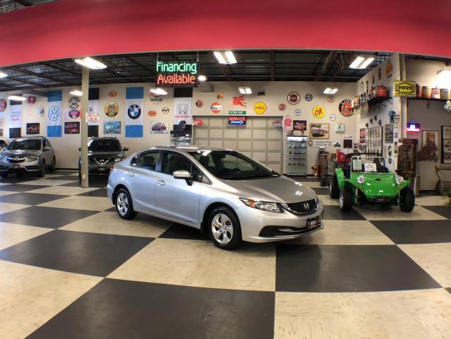 2015 Honda Civic Sedan LX AUT0 A/C H/SEATS BACKUP CAMERA BLUETOOTH 97K