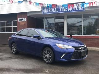 Used 2015 Toyota Camry 4DR SDN I4 AUTO XSE for sale in Toronto, ON