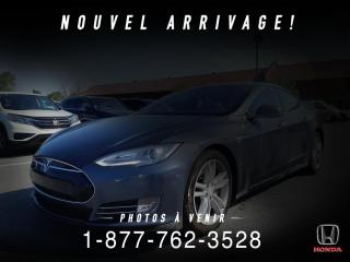 Used 2016 Tesla Model S 90D + AUTOPILOT + AWD + TOIT PANO + WOW! for sale in St-Basile-le-Grand, QC