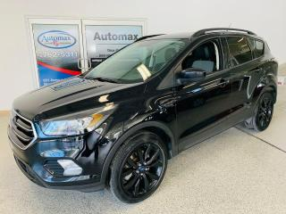 Used 2017 Ford Escape SE + ENSEMBLE APPARENCE SPORT for sale in Rouyn-Noranda, QC