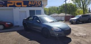 Used 2005 Chrysler Sebring Touring for sale in Edmonton, AB