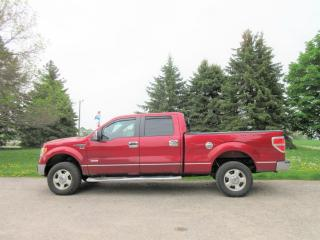 Used 2013 Ford F-150 XLT- SUPER CREW V6 for sale in Thornton, ON