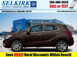 Used 2014 Buick Encore Convenience for sale in Selkirk, MB