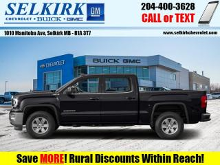 Used 2018 GMC Sierra 1500 Elevation Edition  *W/TONNEAU AND LINER* for sale in Selkirk, MB