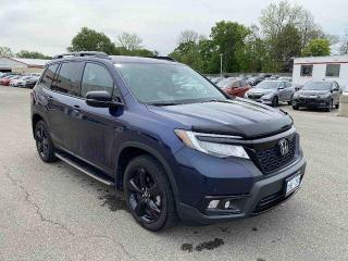 Used 2019 Honda Passport Touring 4dr AWD Sport Utility for sale in Brantford, ON