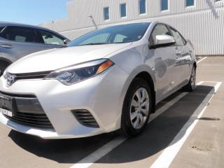 Used 2016 Toyota Corolla UPGRADE PACKAGE LE PLUS for sale in Toronto, ON