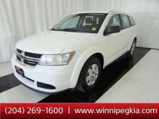 Used 2012 Dodge Journey Canada Value Pkg for sale in Winnipeg, MB