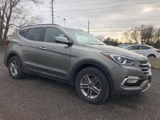 Used 2018 Hyundai Santa Fe Sport AWD! BACK-UP CAMERA! 2.4L for sale in Mississauga, ON