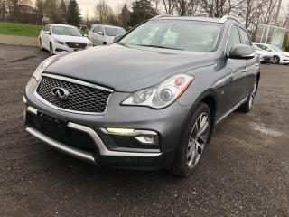 Used 2016 Infiniti QX50 AWD! BACK-UP CAMERA! ALLOYS! for sale in Mississauga, ON