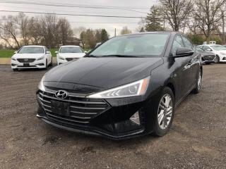 Used 2019 Hyundai Elantra SEL PREFERRED! BSM! BACK-UP CAMERA! for sale in Mississauga, ON