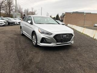Used 2018 Hyundai Sonata BACK-UP CAMERA! ALLOYS! AUTOMATIC! for sale in Mississauga, ON
