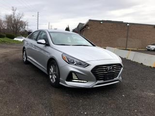 Used 2018 Hyundai Sonata SONATA! BACK-UP CAMERA! LOW KM! for sale in Mississauga, ON