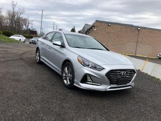 Used 2019 Hyundai Sonata BACK-UP CAMERA! LOW MILEAGE! for sale in Mississauga, ON