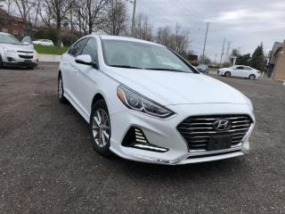 Used 2018 Hyundai Sonata BACK-UP CAMERA!  LOW KM! for sale in Mississauga, ON