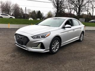 Used 2018 Hyundai Sonata BACK-UP CAMERA! LOW MILEAGE! for sale in Mississauga, ON