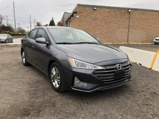 Used 2020 Hyundai Elantra ESSENTIAL! BSM! BACK-UP CAMERA! LOW KM! for sale in Mississauga, ON