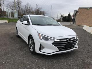 Used 2020 Hyundai Elantra ESSENTIAL! BSM! BACK-UP CAMERA! WARRANTY! for sale in Mississauga, ON