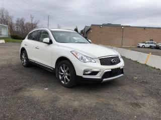 Used 2016 Infiniti QX50 AWD JOURNEY! BACK-UP CAMERA! for sale in Mississauga, ON
