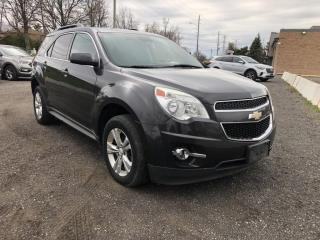 Used 2013 Chevrolet Equinox AWD! 1LT! BACK-UP CAMERA! for sale in Sutton West, ON