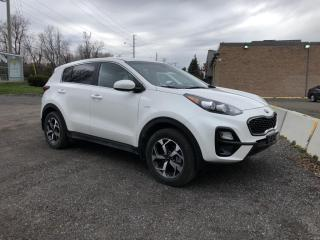 Used 2020 Kia Sportage LX AWD! BACK-UP CAMERA! LOW KM! for sale in Mississauga, ON