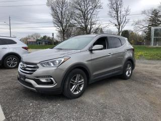 Used 2018 Hyundai Santa Fe Sport 2.4L AWD! BACK-UP CAMERA! ALLOYS! LOW KM! for sale in Mississauga, ON