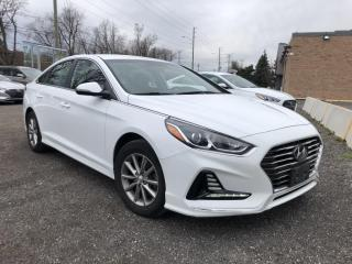 Used 2018 Hyundai Sonata SONATA! BACK-UP CAMERA! AUTOMATIC!LOW KM! for sale in Mississauga, ON
