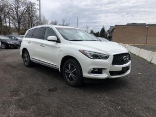 Used 2016 Infiniti QX60 AWD! BACK-UP CAMERA! ALLOYS! LEATHER! LOW KM! for sale in Mississauga, ON