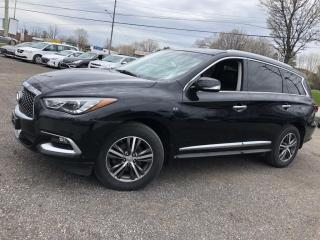 Used 2016 Infiniti QX60 QX60 AWD! LEATHER! BACK-UP CAMERA! for sale in Mississauga, ON