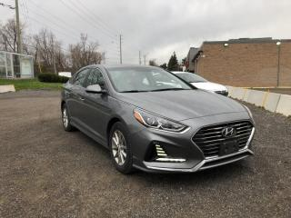 Used 2018 Hyundai Sonata BACK UP CAMERA! AUTOMATIC! ALLOYS! LOW KM! for sale in Mississauga, ON