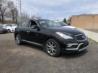 Used 2016 Infiniti QX50 INFINITI JOURNEY EDITION! AWD! BACK-UP CAMERA! for sale in Mississauga, ON