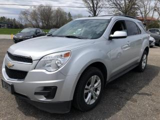 Used 2014 Chevrolet Equinox EQUINOX 1LT! BACK-UP CAMERA for sale in Sutton West, ON