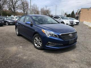 Used 2016 Hyundai Sonata BACK-UP CAMERA! ALLOYS! for sale in Mississauga, ON