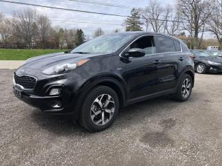 Used 2020 Kia Sportage LX AWD! BACK-UP CAMERA! ALLOYS! for sale in Mississauga, ON