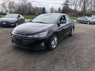 Used 2019 Hyundai Elantra PREFERRED PACKAGE! BSM! BACK-UP CAMERA for sale in Mississauga, ON