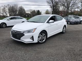 Used 2019 Hyundai Elantra SEL/Value Edition/Limited/Preferred for sale in Mississauga, ON