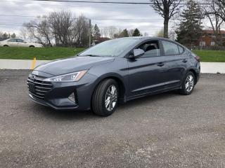 Used 2020 Hyundai Elantra BLIND SPOT! BACK UP! LANE ASSIST for sale in Mississauga, ON
