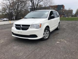 Used 2013 Dodge Grand Caravan STOW N GO! for sale in Mississauga, ON