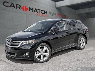 Used 2015 Toyota Venza LEATHER / NO ACCIDENTS / ROOF / AWD for sale in Cambridge, ON