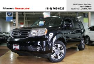 Used 2015 Honda Pilot SE AWD - DVD PLAYER|BACKUP CAMERA|HEATED SEATS for sale in North York, ON