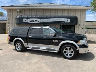 Used 2013 RAM 1500 Laramie for sale in Mount Brydges, ON