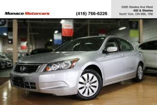Used 2008 Honda Accord LX - AC|CRUISE CONTROL|POWER OPTIONS for sale in North York, ON