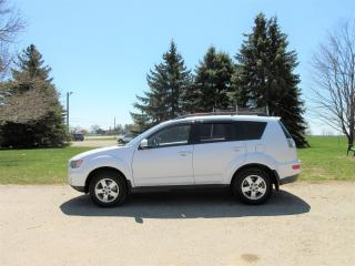 Used 2010 Mitsubishi Outlander XLS SPORT V6 4WD for sale in Thornton, ON