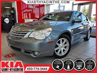 Used 2009 Chrysler Sebring Touring ** TOIT OUVRANT / CUIR for sale in St-Hyacinthe, QC